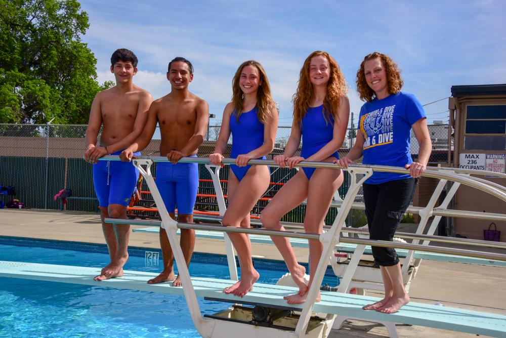 29 March 2018 Dive And Swim Practice Wildcatpixcom